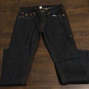 Men True Religion men skinny jeans